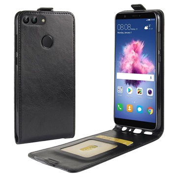 buy popular fbb95 d2bff Huawei P Smart Vertical Flip Case with Card Slot