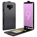 Samsung Galaxy Note9 Vertical Flip Case with Card Slot