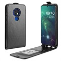 Nokia 6.2/7.2 Vertical Flip Case with Card Slot