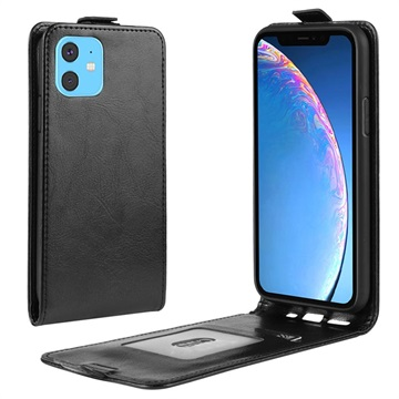 iPhone 11 Vertical Flip Case with Card Slot