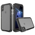 iPhone X Viking Shock-proof / Waterproof Case - Black