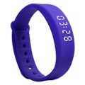 W5S Sports Multifunctional Smart Activity Tracker - Purple