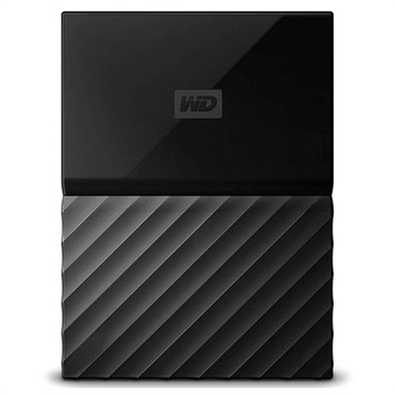 WD My Passport External Hard Drive WDBYNN0010BBK-WESN - 1TB