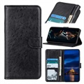 Huawei P40 Pro+ Wallet Case with Magnetic Closure