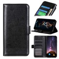 Samsung Galaxy A51 Wallet Case with Magnetic Closure - Black