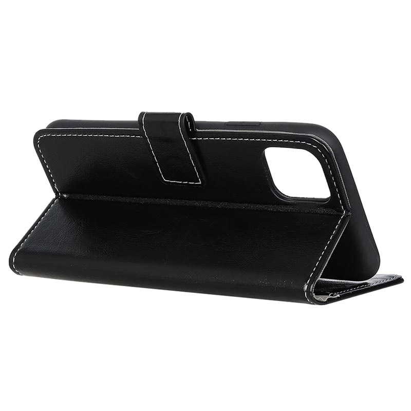 iPhone 12/12 Pro Wallet Case with Magnetic Closure
