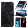 iPhone 12 mini Wallet Case with Magnetic Closure