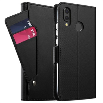 Huawei P20 Lite Wallet Case with Card Holder