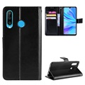 Honor 20 Lite Wallet Case with Kickstand Feature