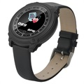 Waterproof Bluetooth 4.0 Smartwatch CD10 - Black