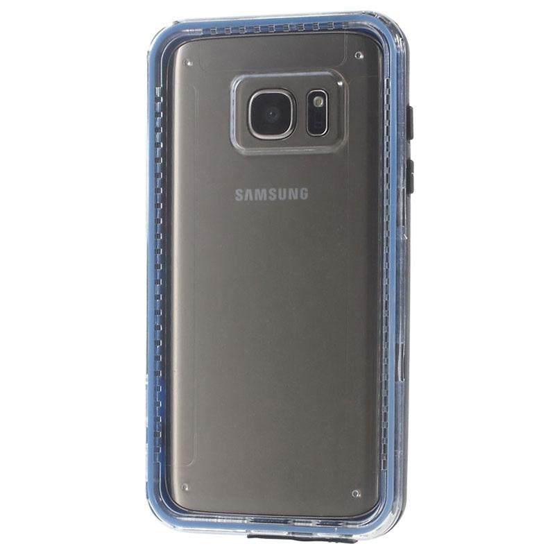 samsung galaxy s7 waterproof case blue. Black Bedroom Furniture Sets. Home Design Ideas