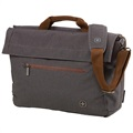 "Wenger SunScraper Laptop Messenger Bag - 15.6"" - Grey"