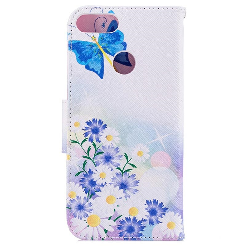 Huawei P Smart Wonder Series Wallet Case