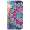 Huawei P10 Wonder Series Wallet Case - Mandala