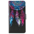 Huawei P10 Wonder Series Wallet Case - Dreamcatcher