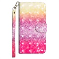 Wonder Series Huawei P30 Pro Wallet Case - Colorful