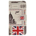 Huawei Y6 (2017) / Y5 (2017) Wonder Series Wallet Case - London