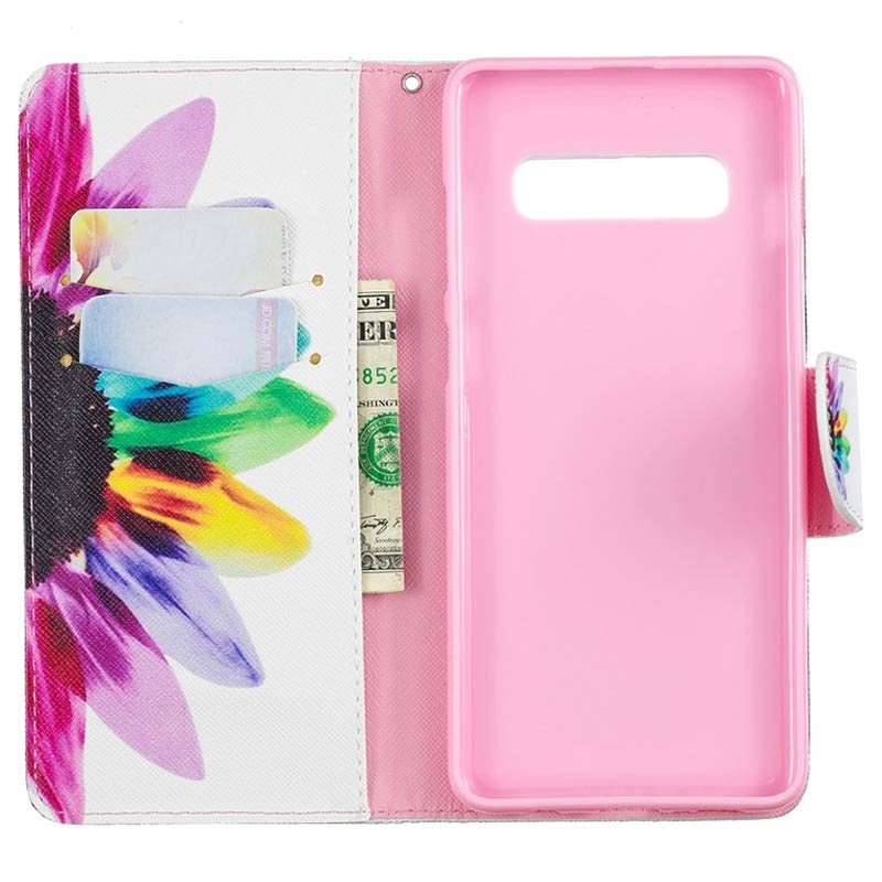 Wonder Series Samsung Galaxy S10+ Wallet Case