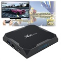 X96 Max 4K UHD Android 8.1 TV Box with 4GB RAM, 32GB ROM