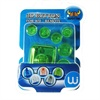 Remote Crystal 3D Button for Nintendo Wii - Green