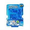 Remote Crystal 3D Button for Nintendo Wii - Blue