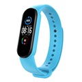 Xiaomi Mi Band 5 Replacement Silicone Strap - Baby Blue