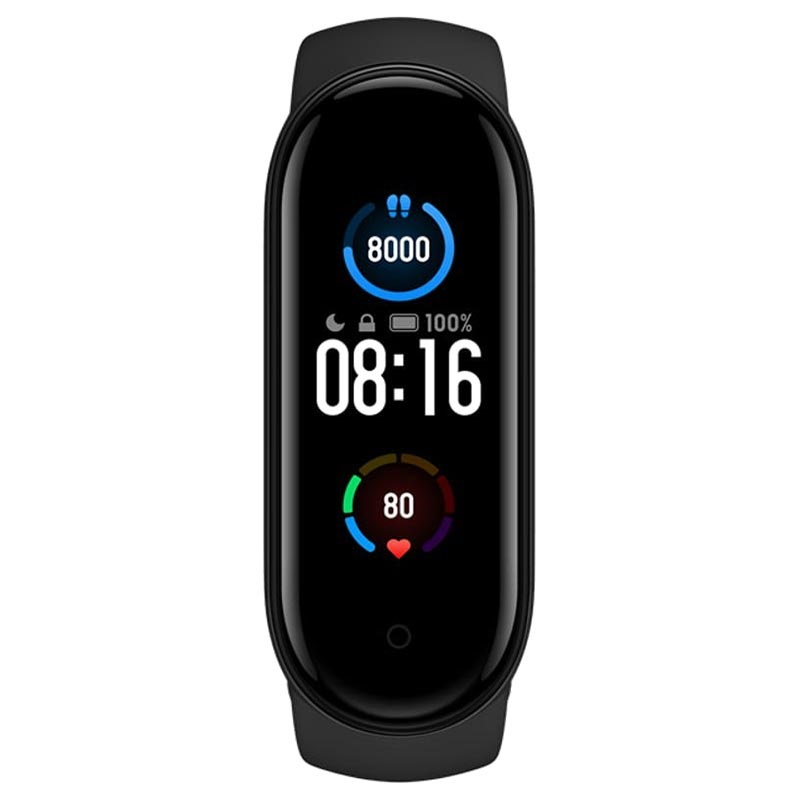 Xiaomi Mi Band 5 Water Resistant Activity Tracker