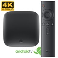 Xiaomi Mi Box Android Multimedia Player - 4K UHD - Black