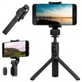 Xiaomi Mi Selfie Stick Tripod with Bluetooth Remote - Black