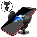 Yogee CZ-1 Qi Wireless Car Charger / Car Holder - 5W - Black