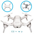Yuneec Breeze 4K Selfie Drone - iOS, Android - White