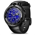 Zeblaze Thor 4 Dual Smartwatch - 4G, WiFi, Bluetooth 4.0, GPS - Black