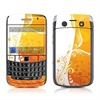 BlackBerry Bold 9700 Orange Crush Skin