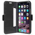 dbramante1928 Copenhagen Slim iPhone 12 Pro Max Wallet Leather Case - Black