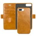 iPhone 6/6S/7/8 Plus dbramante1928 Lynge Wallet Leather Case - Brown