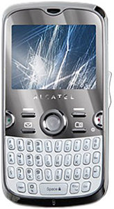 Alcatel OT-800 One Touch CHROME accessories