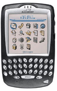 BlackBerry 7780 accessories