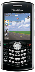 BlackBerry Pearl 8120 accessories