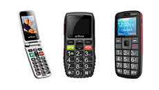 Mobile Phones for the Elderly