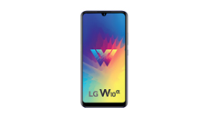 LG W10 Alpha Accessories