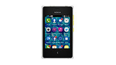 Nokia Asha 502 Screen Protector