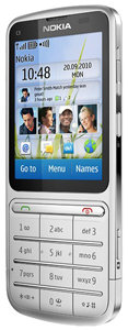 Nokia C3-01 Touch and Type accessories