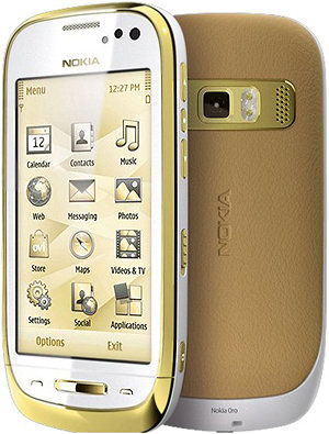Nokia Oro accessories