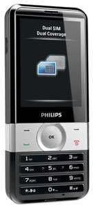 Philips X710 accessories