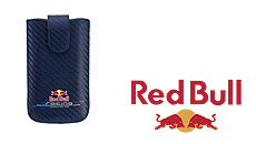 Apple iPhone 4 Red Bull Cases