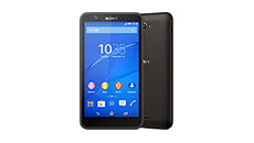 Sony Xperia E4 Dual Accessories