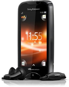 Sony Ericsson Mix Walkman accessories