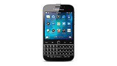 BlackBerry Classic Mobile data