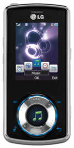 LG AX585 Rhythm accessories