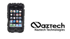 iPhone 4 Naztech covers